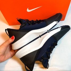 Nike Air Zoom Black and Navy Trainers NWT